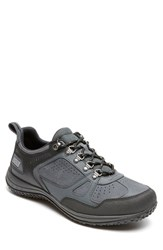 Men's Rockport 'Walk360' Sneaker Dark Shadow Black