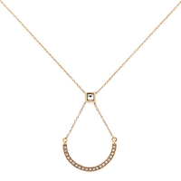 Cachet London Hope Pendant Rose Gold