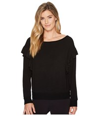 Hard Tail Butterfly Pullover Black Clothing