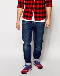 Levi's Jeans 501 Customised Tapered Fit Dalston Mid Wash