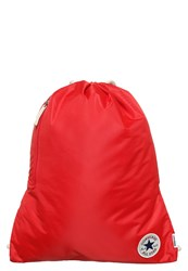 Converse Cinch Rucksack Red