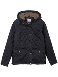 Fat Face Grasmere Quilted Jacket Phantom