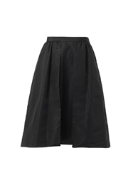 Honor Silk Faille A Line Skirt