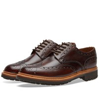 Grenson Archie C Brogue Brown