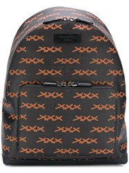 Ermenegildo Zegna Xxx Backpack Black