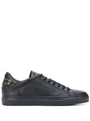 Roberto Cavalli Snake Patch Low Top Sneakers 60
