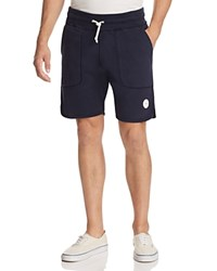Saturdays Surf Nyc Austin Terry Sweat Shorts Midnight