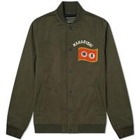Mhi Maharishi Year Of The Boar Jacket Green