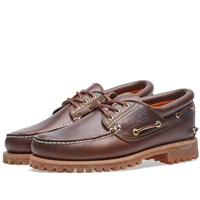 Timberland Authentic 3 Eye Classic Brown