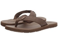Flojos Chase Moca Men's Sandals Brown