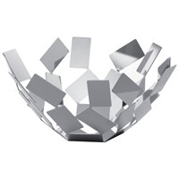 Alessi La Stanza Fruit Bowl Stainless Steel