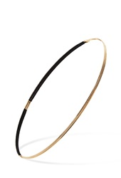 Forever 21 Triple Chain Headband Gold
