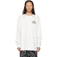 Song For The Mute White Nothing Edition Drunken Master Long Sleeve T Shirt