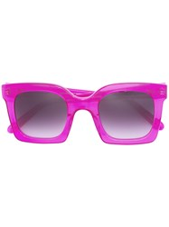 Prism Seattle Sunglasses Pink And Purple