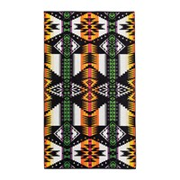 Pendleton Oversized Jacquard Beach Towel Eagle Rock