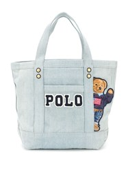 Polo Ralph Lauren Teddybear Tote Bag 60
