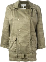 Current Elliott 'The Infantry' Jacket Green