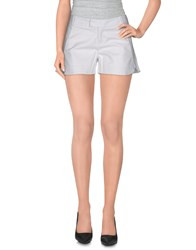Amy Gee Shorts White