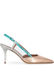 Gianna Meliani Kioto Pumps Neutrals