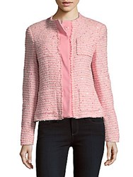 Escada Birdane Textured Blazer Bright