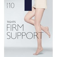 John Lewis 40 Denier Firm Support Tights Pack Of 1 Navy
