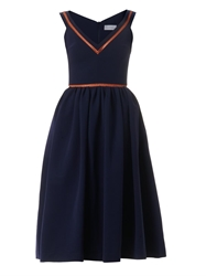 Preen Frenzy Flo Embroidered Dress