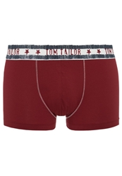 Tom Tailor College Sports Shorts Cardinal Red