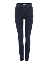 Label Lab Thorn High Waisted Indigo Skinny Jean Indigo