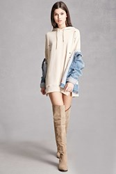 Forever 21 Yoki Genuine Suede Boots