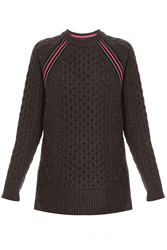 Alexander Wang Cable Knit Jumper