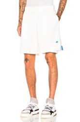 Adidas By Alexander Wang Soccer Shorts In White