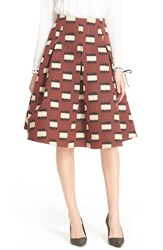 Women's Hunter Bell 'Maddy' A Line Skirt
