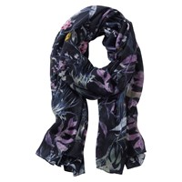 Betty And Co. Floral Print Scarf Multi