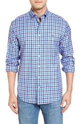 Vineyard Vines Men's Wainscott Tucker Classic Fit Plaid Sport Shirt