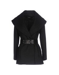Guess By Marciano Coats And Jackets Coats Black