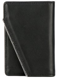South Lane Plain Wallet Black