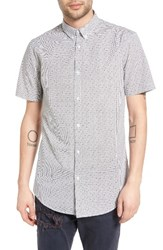 Zanerobe Men's 8 Bit 7 Ft Woven Shirt