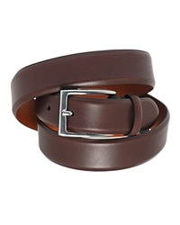 Polo Ralph Lauren Smooth Leather Belt Brown