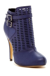 Michael Antonio Magna Stiletto Heel Bootie Blue