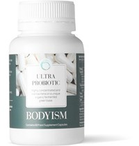 Bodyism Ultra Probiotic 60 Capsules One Size Colorless