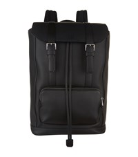 Dunhill Hampstead Buckle Backpack Black