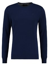Scotch And Soda Jumper Navy Blue