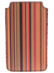 Paul Smith Iphone Case Brown