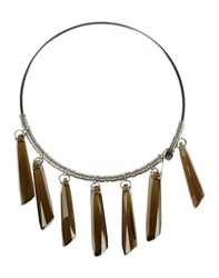Dries Van Noten Jewellery Necklaces Women Silver