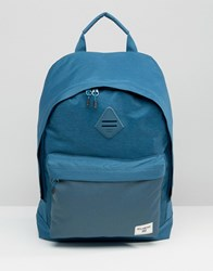Billabong All Day Backpack In Teal Blue
