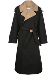 Ganni Belted Trench Coat 60
