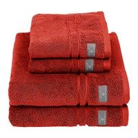 Gant Premium Terry Towel Burnt Ochre Orange
