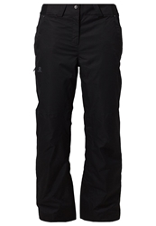 Salomon Response Waterproof Trousers Black