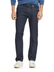 Canali Straight Leg Jeans