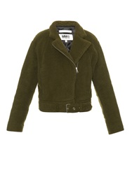 Maison Martin Margiela Teddy Aviator Jacket